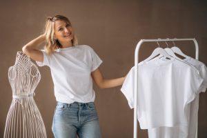 A fehér póló remek alapdarab
