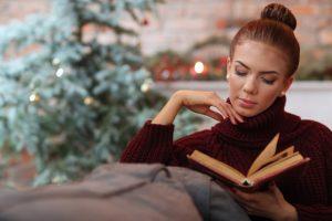 Karácsonyi hagyomány a könyv olvasás